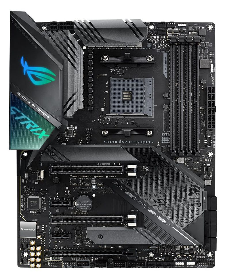 ASUS ROG STRIX X570-F GAMING - Ryzen AM4 DDR4 Anakart