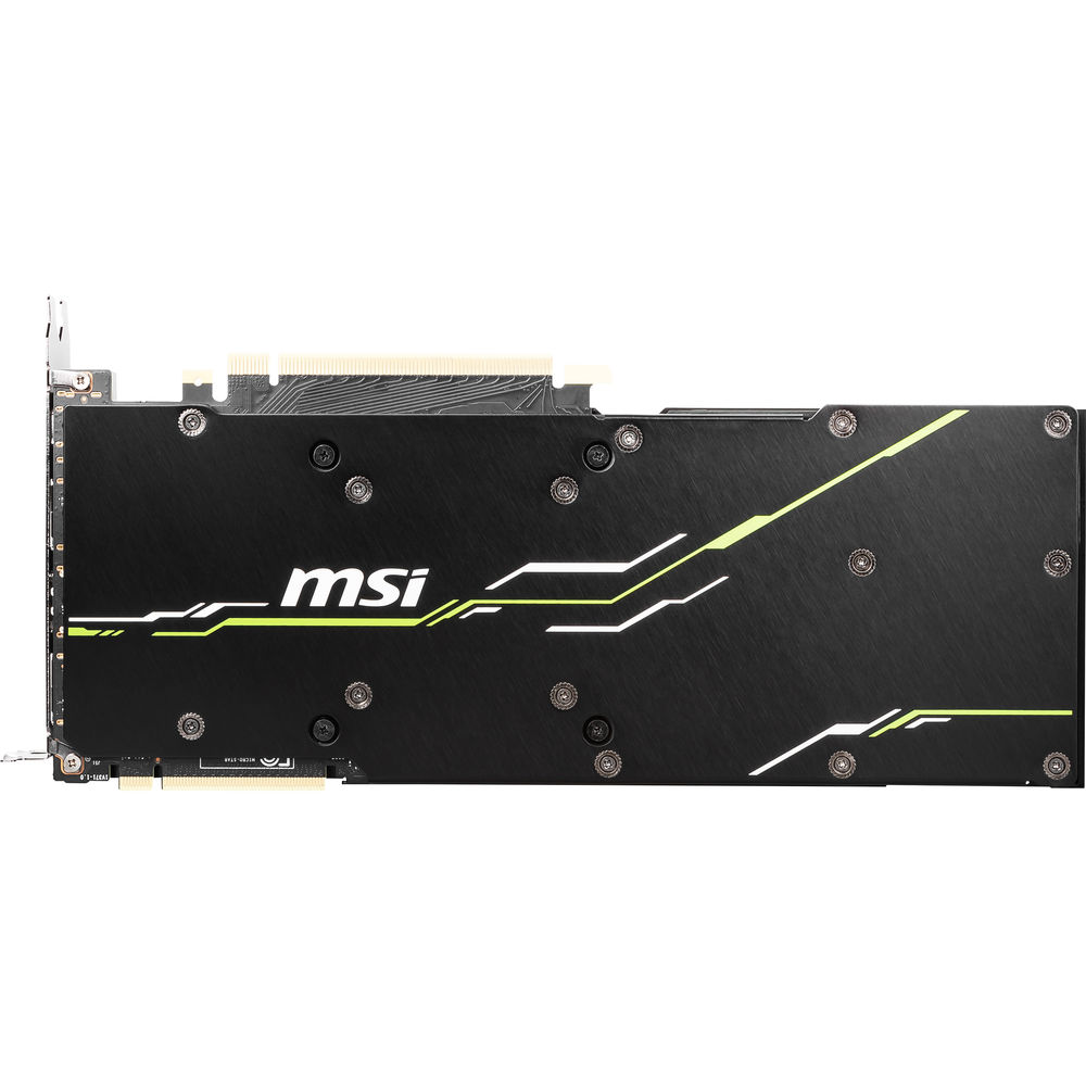 MSI GeForce RTX 2080 SUPER VENTUS OC, 8 GB Ekran Kartı